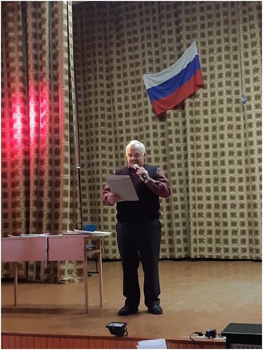 Заместитель директора по учебно-производственной работе – Журавлев Александр Иванович.